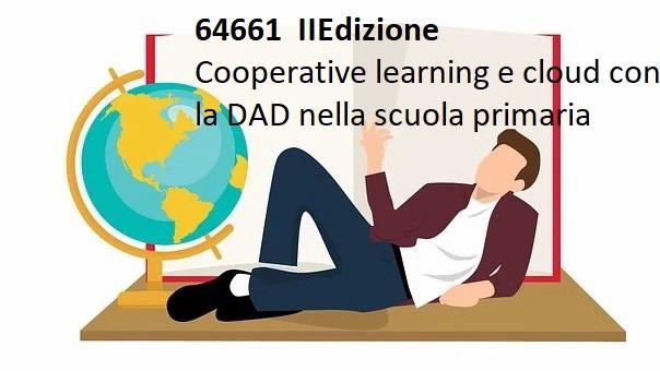 ID 64661 Coperative learning e cloud con la Dad  nella scuola primaria II EDizione
