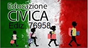 """ID 52398-EDIZ. 76958 """"PROGETTARE, ORGANIZZARE E VALUTARE PERCORSI DI EDUCAZIONE CIVICA (LEGGE 92/2019) (ISTITUTI I CICLO AMBITO X CT)"""